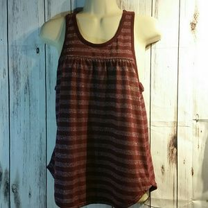 Woman's Maroon blouse size xs American Eagle